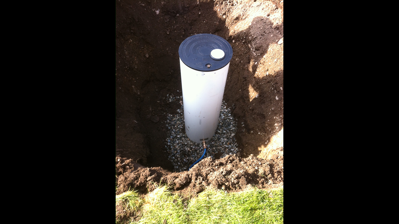 Water Meter Installation